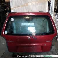 Дверь 5-я Mazda Demio DW3W  бордовый 11L