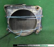 радиатор двигателя  z20s NISSAN ATLAS f22 (Ниссан Атлас)