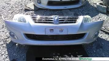 ноускат 2zr-fae на TOYOTA PREMIO zrt260 (Тойота  Премио)  серый