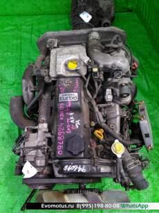 Двигатель 1KZ-TE TOYOTA HIACE KZH126 (Тойота Хайс)