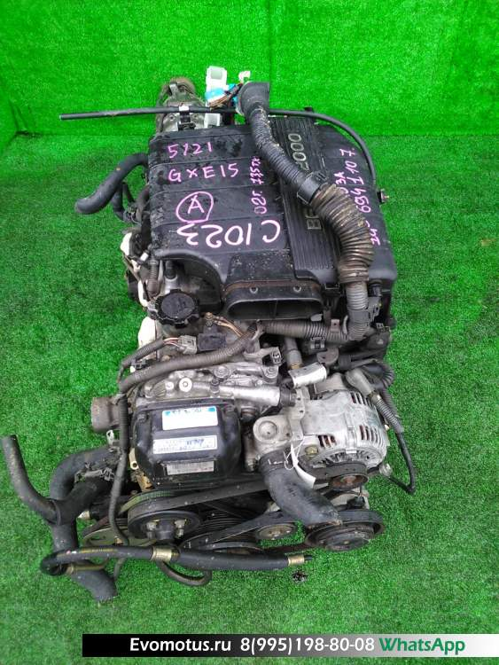 двигатель на 1G-FE TOYOTA  ALTEZZA GXE15;GX115 (Тойота Альтеза)