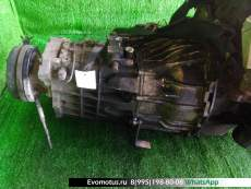 МКПП НА MITSUBISHI CANTER FE70B 4D33