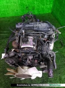 двигатель 4G64 на MITSUBISHI DELICA PA4W (Мицубиси Делика)