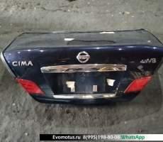 Крышка багажника Nissan Cima GF50