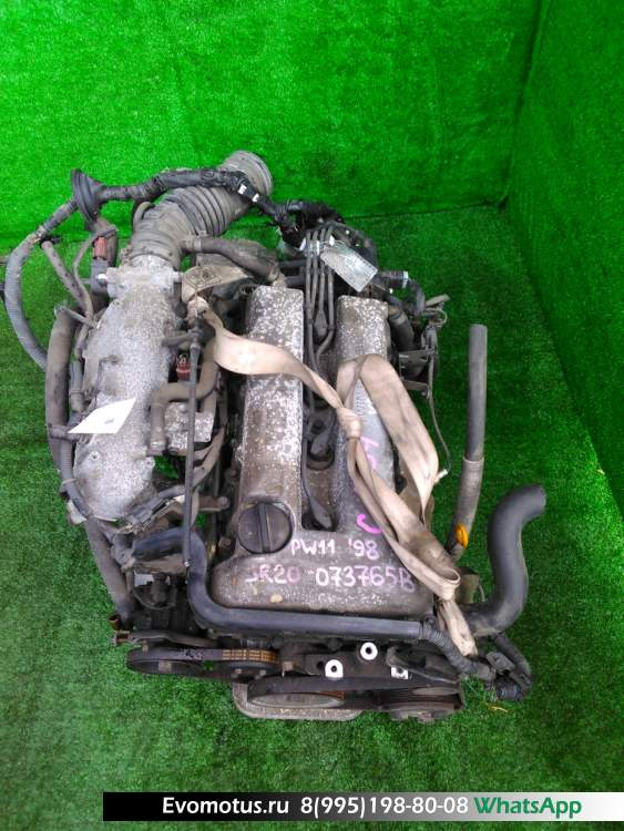 двигатель  SR20DE на NISSAN AVENIR PW11;HU14;PM12;HP11;WHP11 (Ниссан Авенир)