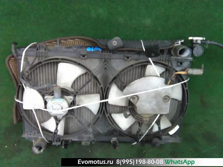 радиатор двигателя  sr20de NISSAN AVENIR w10 (Ниссан Авенир)