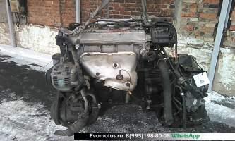 двигатель 5A-FE на TOYOTA CORONA AT170 (тойота корона)