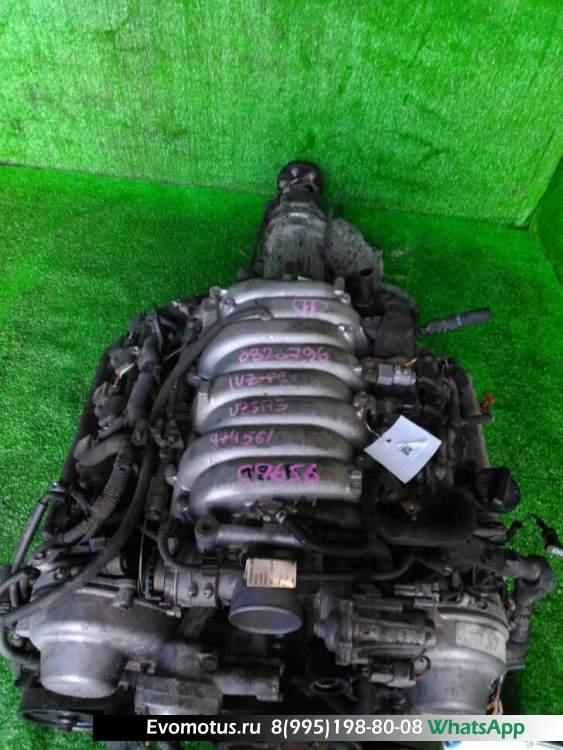 двигатель 1UZ на TOYOTA CROWN MAJESTA UZS173 (краун маджеста)