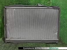 Радиатор двигателя  1JZ-GE TOYOTA CROWN JZS151  (Тойота Краун )