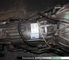 АКПП 30-40LE на D4CB Hyundai Starex (хендай старекс)
