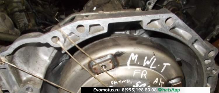 АКПП BM710 на  WL MAZDA BONGO FRIENDEE SGL3 (Мазда Бонго Френди)