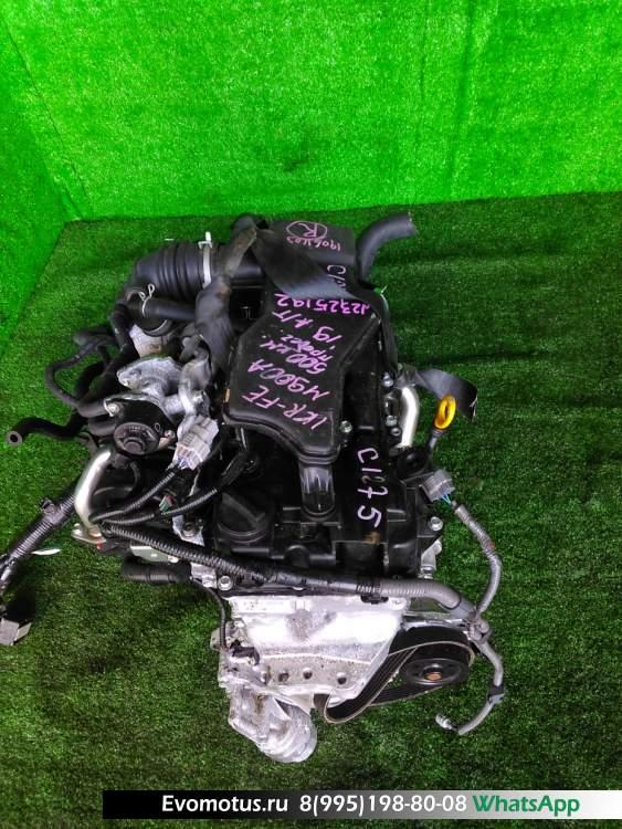 двигатель на 1KR-FE TOYOTA  ROOMY M900A (Тойота Руми)