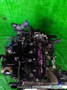 двигатель  на QR20DD NISSAN  BLUEBIRD SYLPHY TG10 (Ниссан Блюберд Силфи)