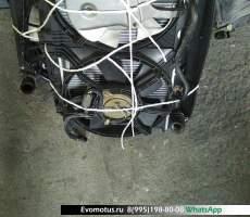 радиатор двигателя  sr20de NISSAN RASHEEN b14 (Ниссан Рашен)