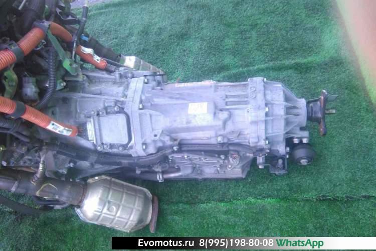 АКПП L110 A03A на 2GR-FSE TOYOTA CROWN GWS204 ( Тойота Краун)