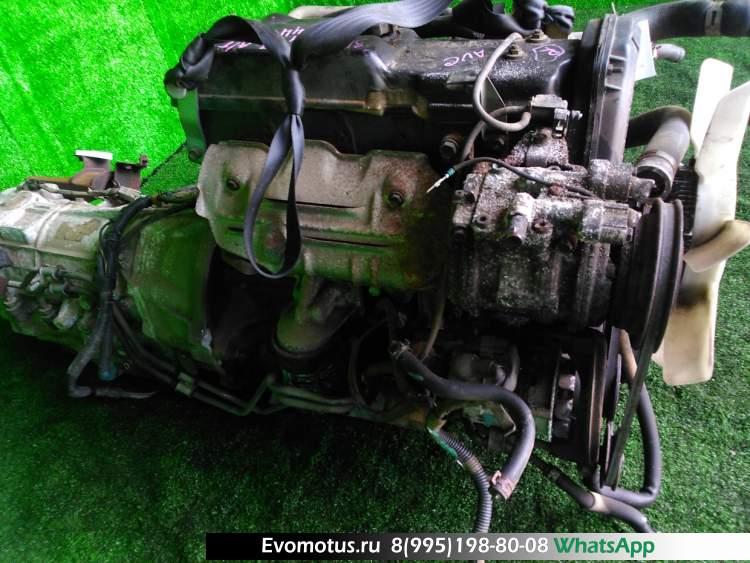 двигатель на 3L TOYOTA  TOYOACE LY211 (Тойота Тойоэйс)