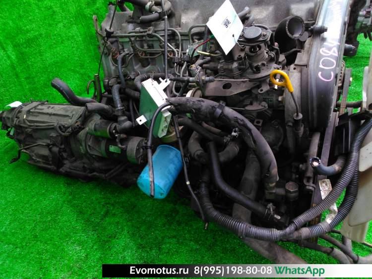 двигатель  RD28 на NISSAN CEDRIC UY33 (Ниссан Цедрик)
