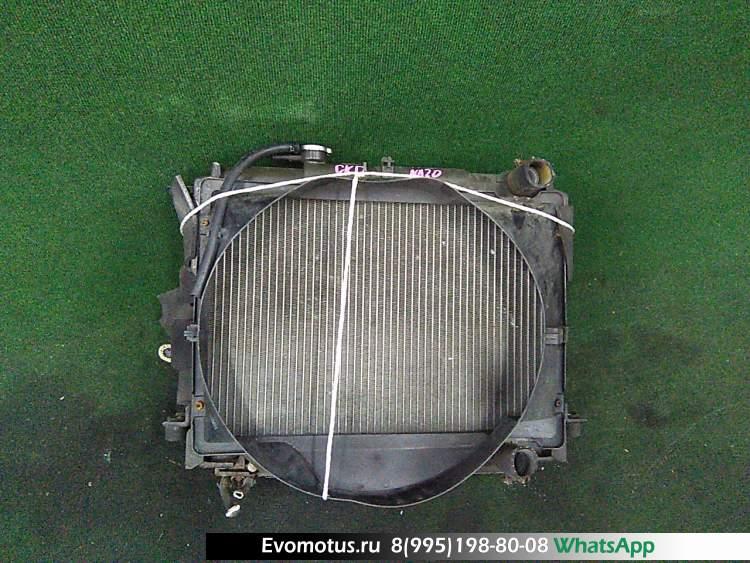 радиатор двигателя  na20s NISSAN ATLAS f23 (Ниссан Атлас)