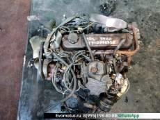 Двигатель  2Y TOYOTA LITE ACE YM60  (Тойота Литайс )