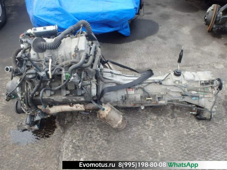 Двигатель 2UZ на LEXUS GX470 (лексус GX470)