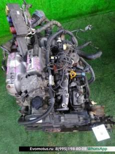 Двигатель 3C-TE TOYOTA CARINA CT211 (Тойота Карина)