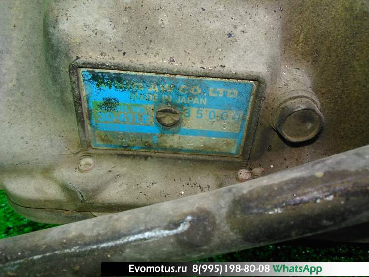 акпп 3041LE, A341EB05A  на 2L-THE TOYOTA  CROWN LS141 (Тойота Краун)