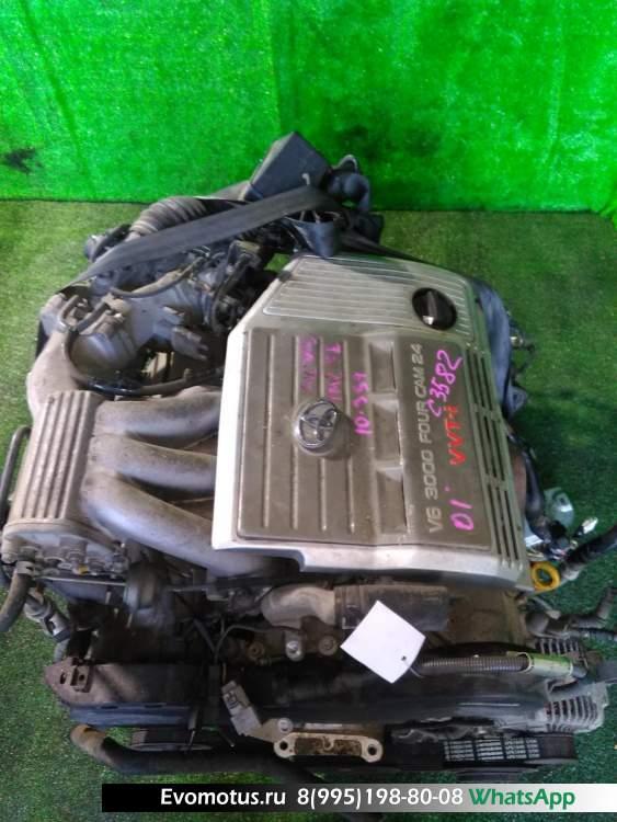 двигатель на 1MZ-FE TOYOTA  HARRIER MCU15 (Тойота Харриер)