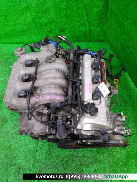 двигатель  VE30DE на NISSAN MAXIMA J30 (Ниссан Максима)