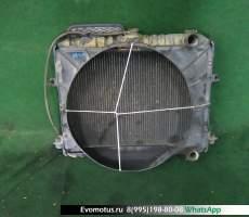 радиатор двигателя  na20s NISSAN ATLAS f22 (Ниссан Атлас)