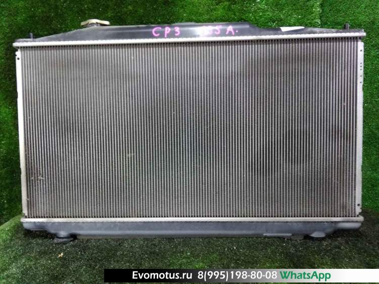 Радиатор двигателя J35A HONDA INSPIRE CP3 (Нонда Инспаер)