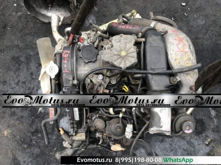 двигатель 3CT на TOYOTA LITE ACE  CR22 (тойота литайс)