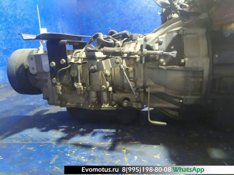 АКПП MO35A4CO17, ME527383 на 4M50-T MITSUBISHI CANTER FE74DV (Мицубиси Кантер)